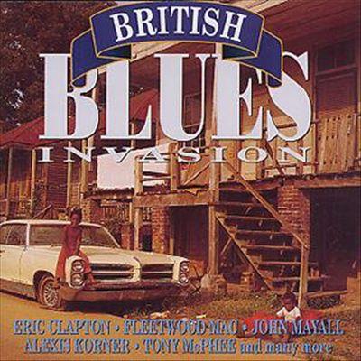 British Blues Invasion