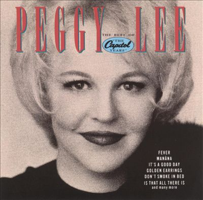 The Best of Peggy Lee: The Capitol Years