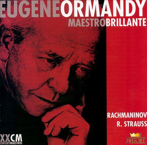 Ormandy: Maestro Brillante, Disc 3