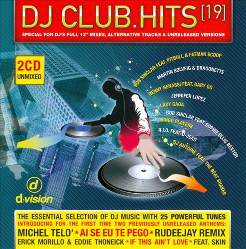 DJ Club Hits, Vol. 19