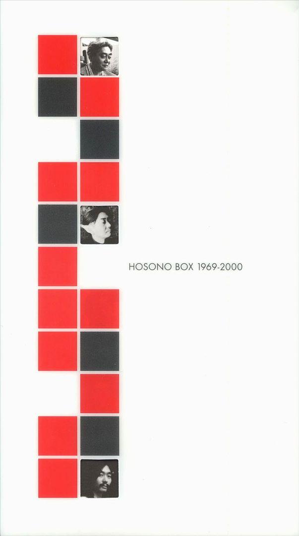 Hosono Box: 1969-2000