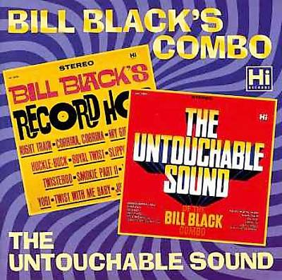 Record Hop/The Untouchable Sound