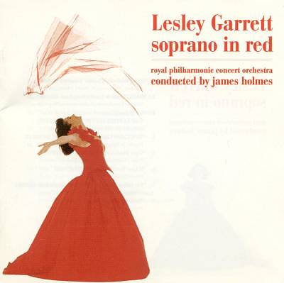Soprano in Red