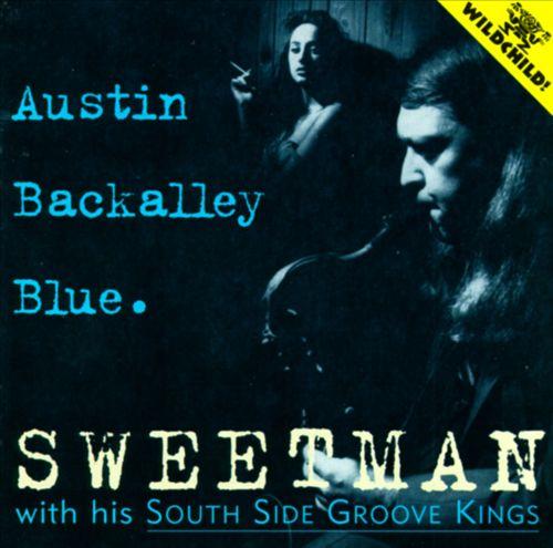 Austin Back Alley Blue
