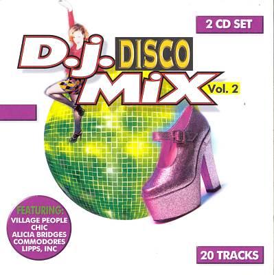 DJ Disco Mix, Vol. 2