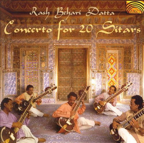 Concerto for 20 Sitars