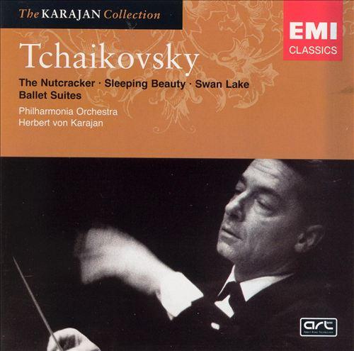 Tchaikovsky: The Nutcracker, Sleeping Beauty, Swan Lake Ballet Suites