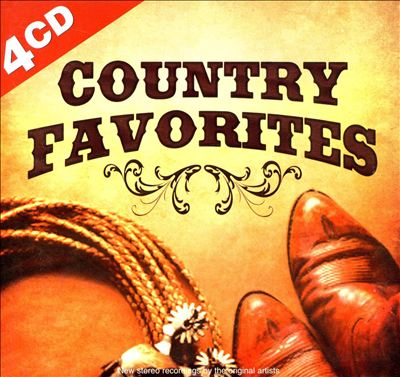 Country Favorites [Madacy 2008]