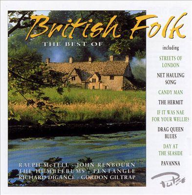 The Best of British Folk [St. Clair]