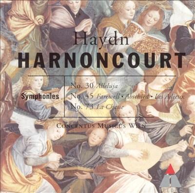 Haydn: Symphonies Nos. 30, 45, & 73