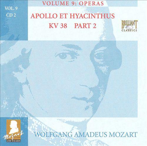 Mozart: Complete Works, Vol. 9 - Operas, Disc 2