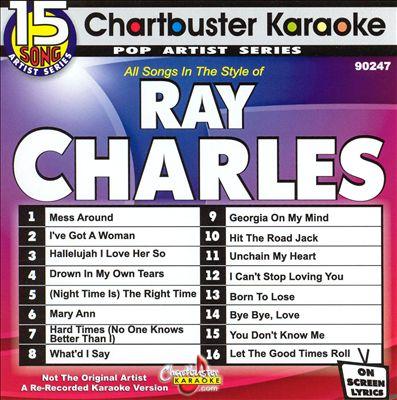 Chartbuster Karaoke: Ray Charles