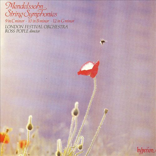 Mendelssohn: String Symphonies 9, 10, 12
