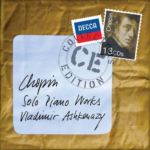 Chopin: Solo Piano Works