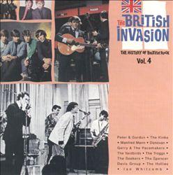 英国入侵:英国摇滚史,第4卷