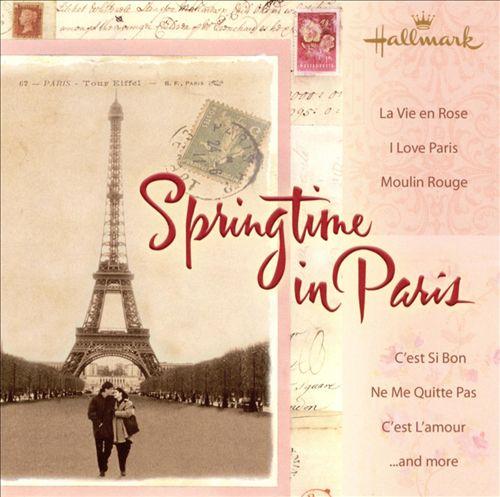 Spingtime in Paris