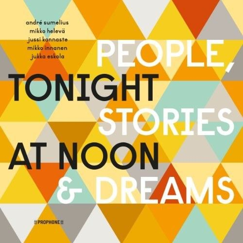 Tonight at Noon: People & Stories & Dreams