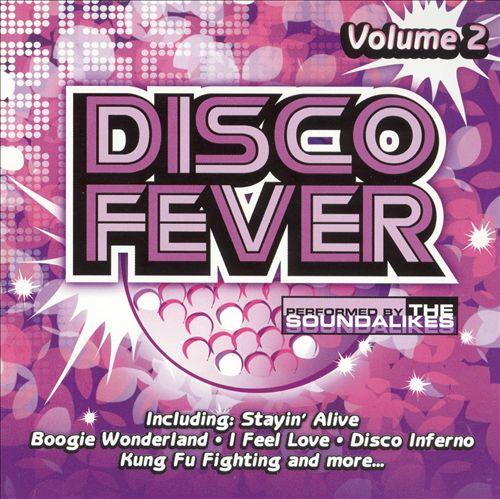 Disco Fever, Vol. 2 [St. Clair]
