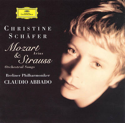 Mozart Arias and Strauss Orchestral Songs