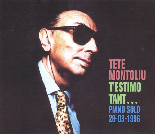 T'Estimo Tant: Piano Solo 28-03-1996