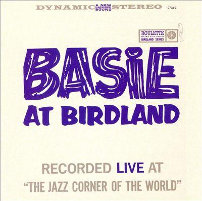 Basie at Birdland