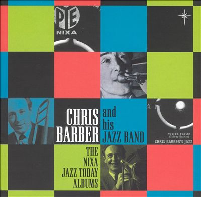 Nixa Jazz Today [Box Set]