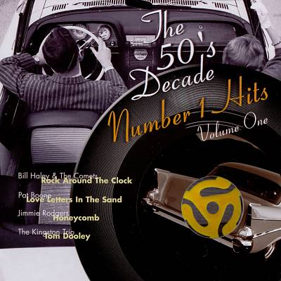 #1 Hits: The 50's Decade