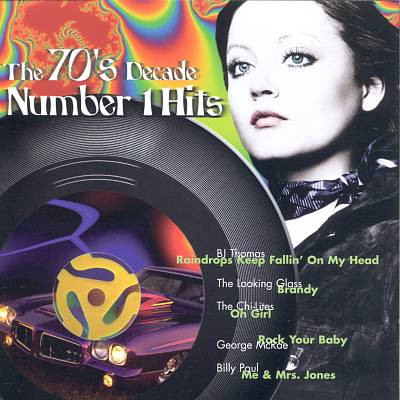 #1 Hits: The 70's Decade
