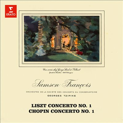 Liszt: Concerto No. 1; Chopin: Concerto No. 1