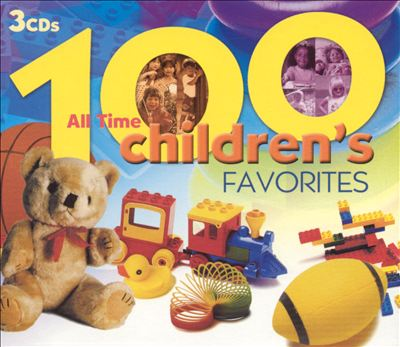 100 All-Time Children's Favorites