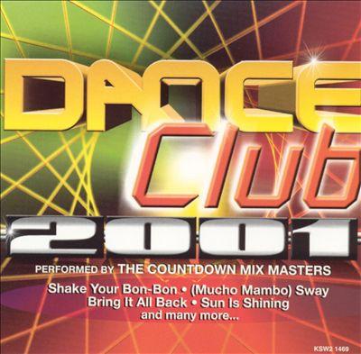 Dance Club 2001, Vol. 1