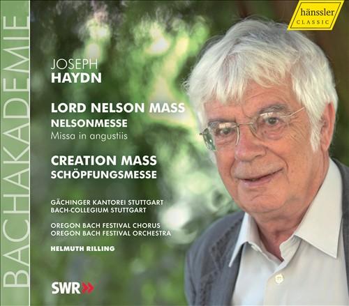 Haydn: Lord Nelson Mass; Creation Mass