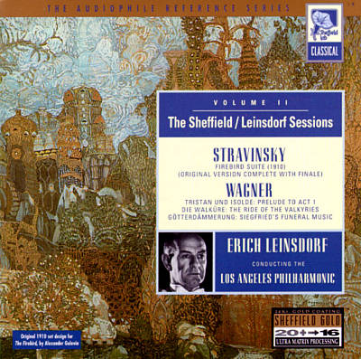 The Sheffield / Leinsdorf Sessions, Vol. 2