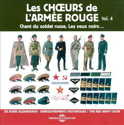 Les Choeurs de l'Armée Rouge, Vol. 4