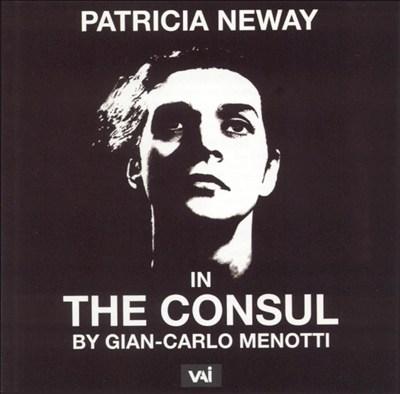 Gian-Carlo Menotti: The Consul [Complete Soundtrack of the Television Production]