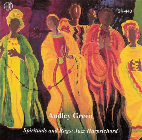 Spirituals and Rags: Jazz Harpsichord