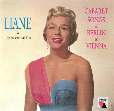 Caberet Songs of Berlin and Vienna