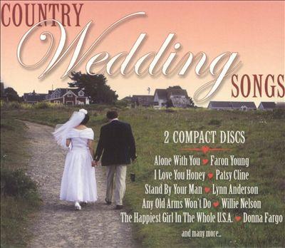 Country Wedding Songs [2 CD]