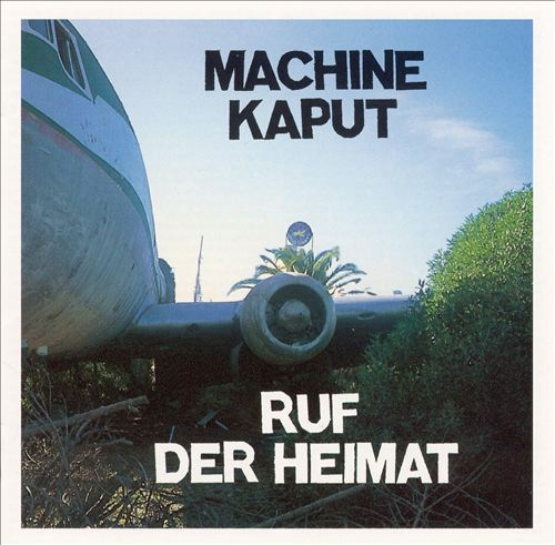 Machine Kaput