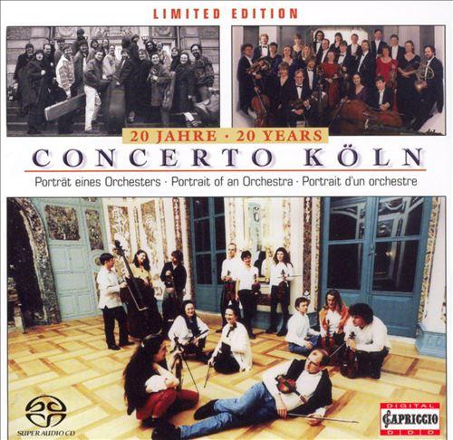 Concerto Köln: 20 Years