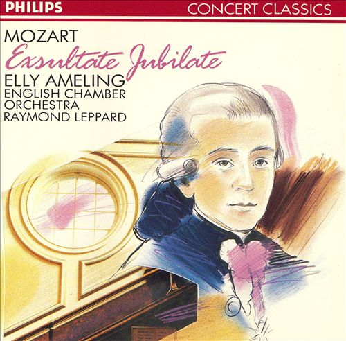 Mozart: Exsultate Jubilate