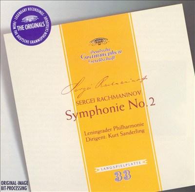 Sergei Rachmaninov: Symphonie No. 2