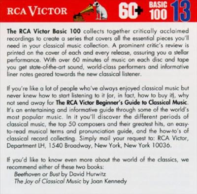 Verdi & Rossini Overtures