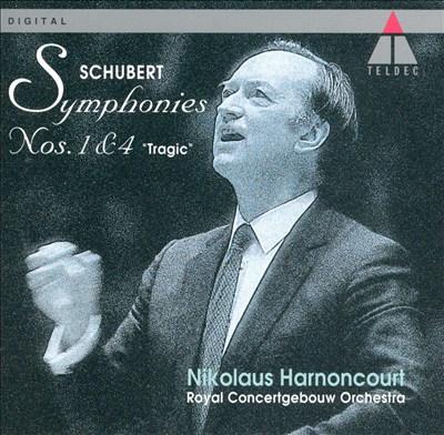 Schubert: Symphonies 1 & 4