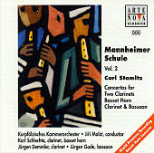 Mannheimer Schule, Vol. 2