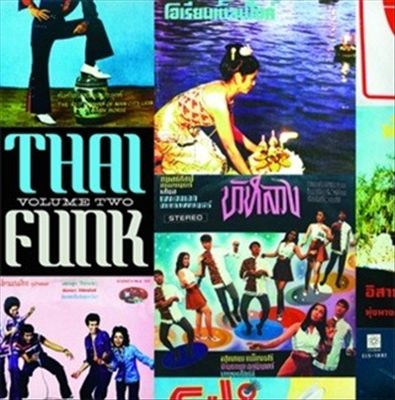 Thai Funk: ZudRangMa, Vol. 2