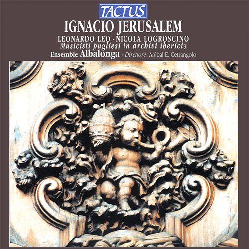 Ignacio Jerusalem: Musicists pugliesi in archivi ibercia
