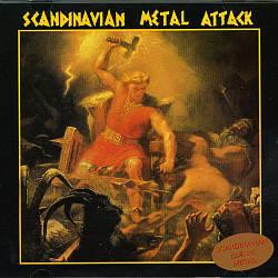 Scandinavian Metal Attack, Vol. 1[8 Tracks]