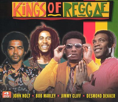 Kings of Reggae [Box]