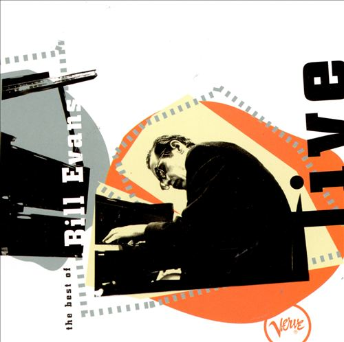 The Best of Bill Evans Live on Verve